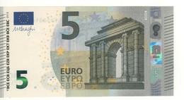 "5 EURO  ""Spain""      DRAGHI    V 004 A3     VA5643217298      /  FDS - UNC - EURO"