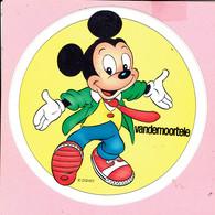 Sticker - Mickey Mouse - Disney - VANDEMOORTELE - Autocollants