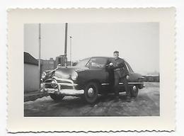 Oldtimer  Voiture Ancienne Automobile  Photo 10x7 - Automobiles