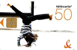 CARTE°-PUBLIC-50U-F1355-GEM1-08/06-DANSE 1-UTILISE-TBE - France