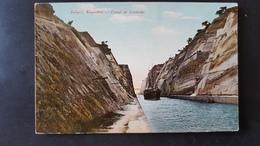 Canal De Corinthe - Greece