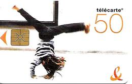 CARTE°-PUBLIC-50U-F1355D-GEM1-12/06-DANSE 1-UTILISE-TBE - France