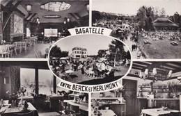 Bagatelle, Entre Berck Et Merlimont, La Paillote, Vue D'ensemble,  (pk54171) - Berck