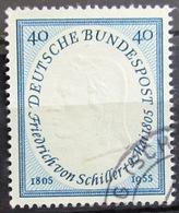 ALLEMAGNE FEDERALE                 N° 86                   OBLITERE - [7] République Fédérale