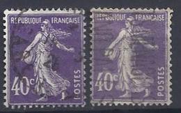 No  236 0b Teinte - France