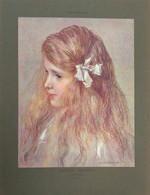 Illustrations De Marcel BASCHET   Odette  1907 - Vieux Papiers