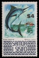 Samoa 1974 - Mi-Nr. 297 ** - MNH - Fische / Fish - Samoa (Staat)