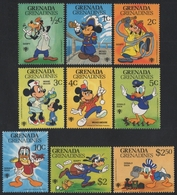 Grenada-Grenadinen 1979 - Mi-Nr. 357-365 ** - MNH - Walt Disney - Grenada (1974-...)