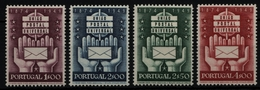 Portugal 1949 - Mi-Nr. 740-743 ** - MNH - UPU - 1910-... République