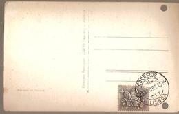 Portugal  & Marcofilia, Costa Da Caparica, Capuchos Garden, Lisbon 1953 (37) - 1910-... République