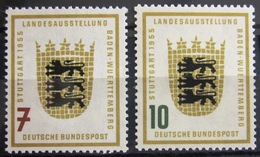 ALLEMAGNE FEDERALE                 N° 89/90                   NEUF** - [7] République Fédérale