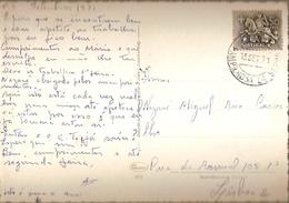 Portugal  & Marcofilia, Fantasia, Pampilhosa Da Serra, Lisboa 1971(872) - 1910-... République