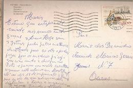 Portugal  & Marcofilia, In Fatima I Prayed For You, Monte Real, Oeiras 1985 (468) - 1910-... République