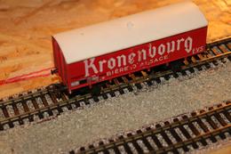 Wagon Kronenbourg - Wagons Marchandises