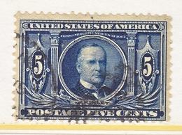U.S. 326   (o)   LOUISIANA  PURCHASE - Used Stamps