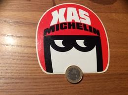 "AUTOCOLLANT, Sticker ""XAS MICHELIN"" (Pneu, Automobile) - Autocollants"