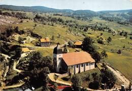 Septmoncel Canton Saint Claude église - Septmoncel
