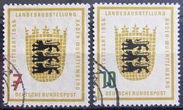 ALLEMAGNE FEDERALE                 N° 89/90                   OBLITERE - [7] République Fédérale