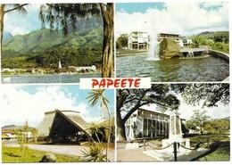 Panorama Sur Papeete - Tahiti - Tahiti
