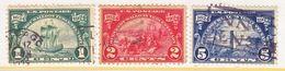 U.S. 614-16   (o) - Used Stamps