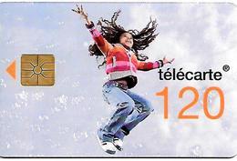 CARTE°-PUBLIC-120U-F1361A-GEM1-08/07-DANSE 5-V°150000 CABINES-01/09/2009 -UTILISE-TBE- - France