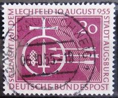 ALLEMAGNE FEDERALE                 N° 92                  OBLITERE - [7] République Fédérale