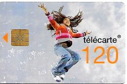 CARTE°-PUBLIC-120U-F1361G-GEM1-02/08-DANSE 5-V°150000 CABINES-01/04/2010 -UTILISE-TBE- - France