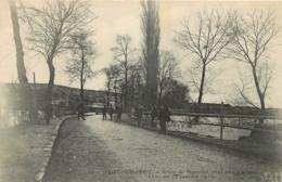 TRIEL SUR SEINE ROUTE DE VERNEUIL PONT AUX CHEVRES - Triel Sur Seine