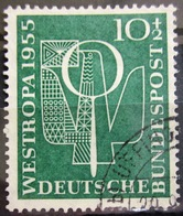 ALLEMAGNE FEDERALE                 N° 93                  OBLITERE - [7] République Fédérale