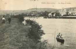 TRIEL SUR SEINE  LES BERGES DE MEDAN - Triel Sur Seine