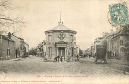 POISSY ENTREE DE LA VILLE - Poissy