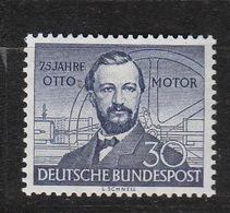 Deutschland BRD ** 150 Otto Motor Geprüft Katalog 30,00 - [7] République Fédérale