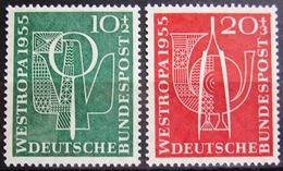 ALLEMAGNE FEDERALE                 N° 93/94                  NEUF** - [7] République Fédérale