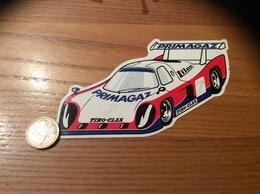 """AUTOCOLLANT, Sticker """"PRIMAGAZ - TIRO-CLAS - Lilor"""" (Automobile) - Autocollants"""