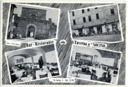 SIENA  Bar-Ristorante Alla Taverna Di Nocino Via Arelina  Porta Pispini Distributore Esso  Millefiori Cucchi  Panforte - Siena