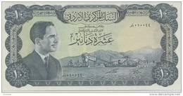 JORDAN P. 16a 10 D 1965 AUNC - Jordanie
