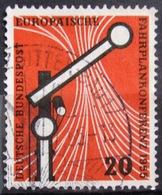 ALLEMAGNE FEDERALE                 N° 95                  OBLITERE - [7] République Fédérale