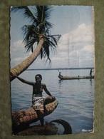 COTE D'IVOIRE 1965  ( Scan Recto/verso ) - Côte-d'Ivoire