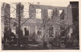 Foto Zerstörtes Haus - Ruine - 8,5*5cm (38758) - Guerre, Militaire