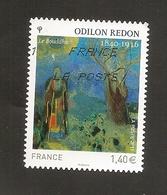 Francia 2011 Used Adhesive - France