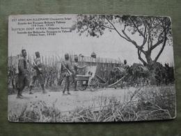 EST AFRICAIN ALLEMAND ( Occupation Belge ) - ENTREE DES TROUPES BELGES A TABORA 19/9/1916  ( Scan Recto/verso ) - Ruanda-Urundi