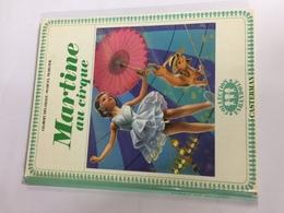 MARTINE Au Cirque1956 - Martine