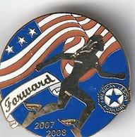 Rare Pin's De L'organisation  American Legion Auxiliary Service Pour Les Anciens Combattants - Army