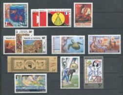 WALLIS & FUTUNA - Année Complète 1997 ** - TB - Wallis-Et-Futuna