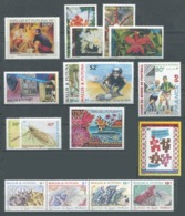 WALLIS & FUTUNA - Année Complète 1998 ** - TB - Wallis-Et-Futuna