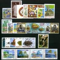 WALLIS & FUTUNA - Année Complète 2002 ** - TB - Wallis-Et-Futuna