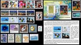 WALLIS & FUTUNA - Année Complète 2003 ** - TB - Wallis-Et-Futuna