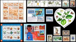 WALLIS & FUTUNA - Année Complète 2004 ** - TB - Wallis-Et-Futuna
