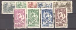 Algérie  :  Yv  200-08  * - Algérie (1924-1962)