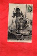 Carte Postale - ARCACHON - D33 - Parqueuse D'Huîtres - Arcachon